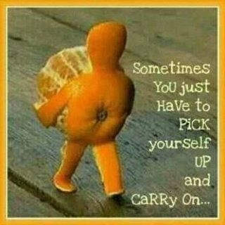 Wise orange: Pickyourselfup, Good Quotes, Orange You Glad, Pick Yourself Up, Sotrue, So Cute, Funny Pictures, Orangeyouglad, So True