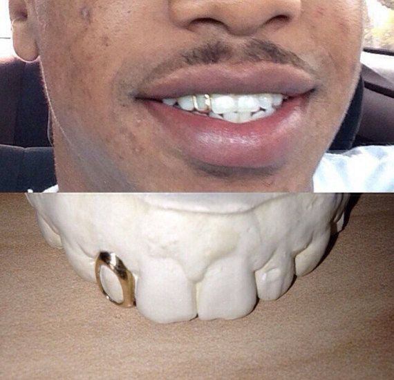 1 10k gold tooth by grillzgodz on etsy style