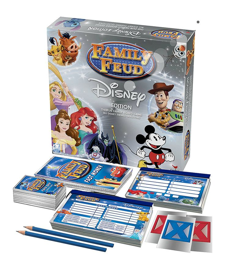 Love this Disney Family Feud by Disney on #zulily! #zulilyfinds