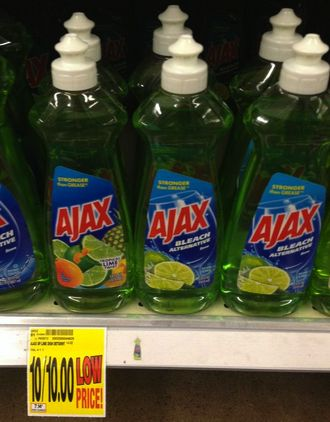 Kroger: Ajax Dish Soap as low as $0.50!