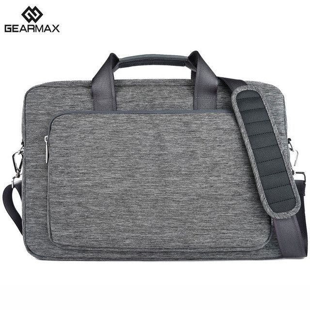 Laptop Messenger Bag for Macbook Air 13 Pro 13 15 17 inch Waterproof Laptop Bag 15.6 inch for Lenovo Surface Pro Notebook Bag 14