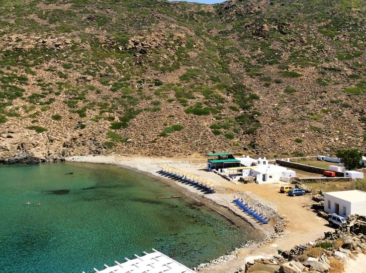 Broulidia beach, Sifnos Island, Greece