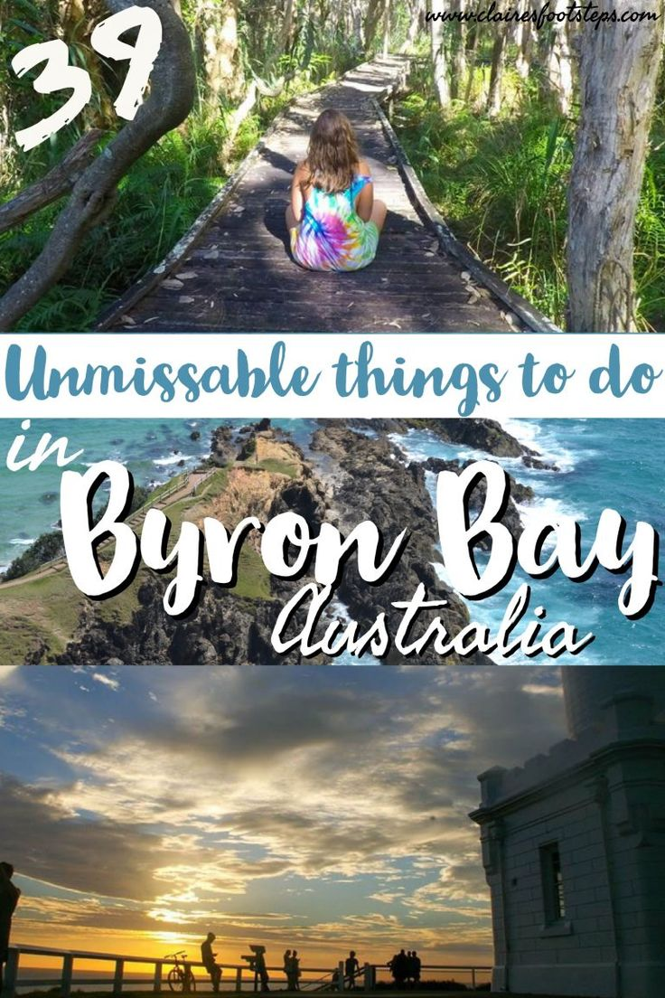 Planning a trip to Byron Bay? Here's a list of the best things to do in Byron Bay that are perfect for any Byron Bay trip; whether you're backpacking the East Coast of Australia or travelling around New South Wales, check out this post for the best activities in Byron Bay, restaurants in Byron Bay and the most amazing day trips from Byron Bay!