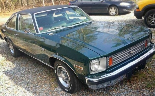 Surprisingly Nice 1975 Chevrolet Nova 350 Chevrolet Nova