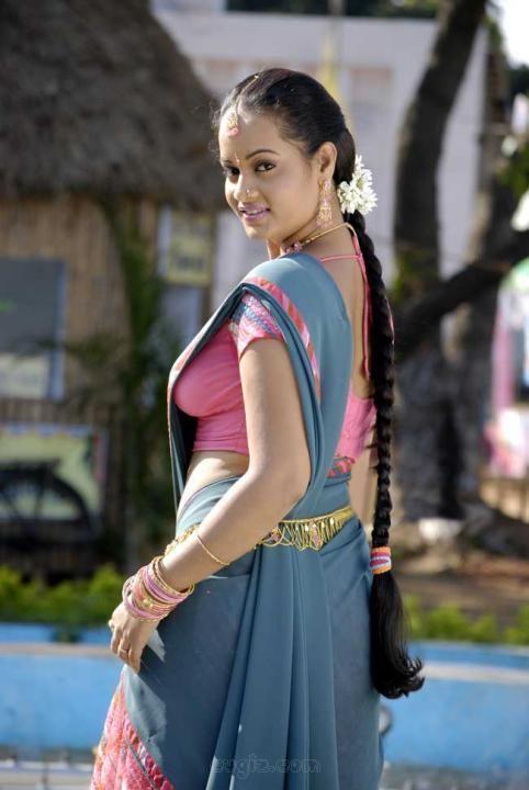 tamil actress suja hot half saree show pictures   Indian ...