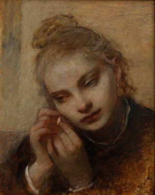 388 best ♥ ART ~ WOMEN (W) images on Pinterest | Portrait, Portrait paintings and Portraits
