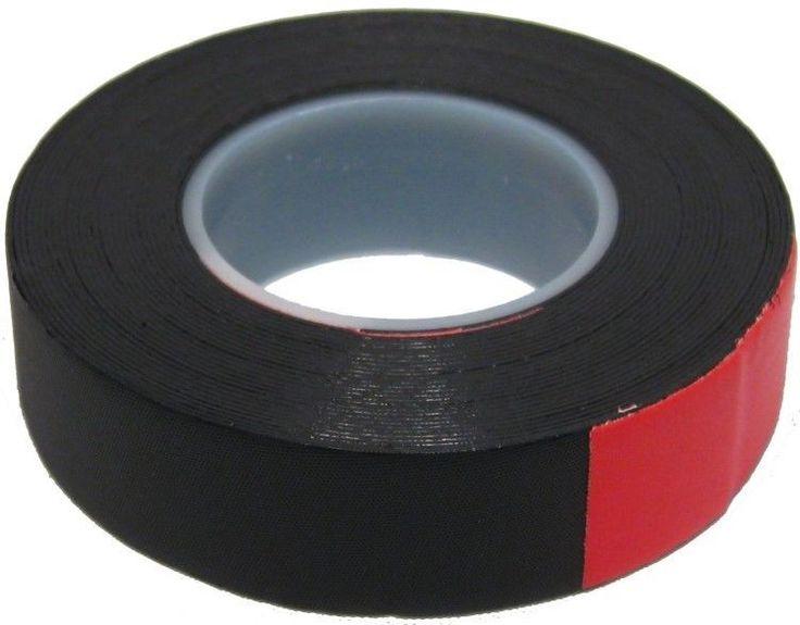 Self Amalgamating Tape Waterproof Duct Tape Repair Insulate Electrical 19mm x10m