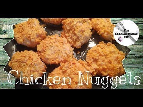Knusprige Chicken Nuggets aus der Monsieur Cuisine Plus ® MC auch für TM - YouTube