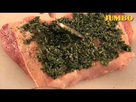 zelf rollade maken, maar weet je niet hoe je het moet doen? Dit wordt wel heel gemakkelijk met dit kookfilmpje van Jumbo.    Meer kookvideo's vind je op: http://www.jumbosupermarkten.nl/kookvideos