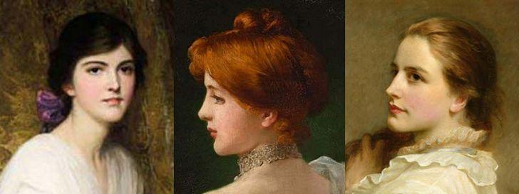 Imágenes Victorianas: La belleza en la era victoriana.