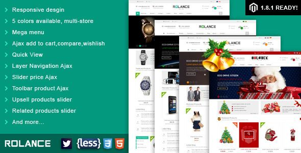 Discount Deals SNS Rolance-Responsive Multipurpose Magento Themelowest price for you. In addition you can compare price with another store and read helpful reviews. Buy