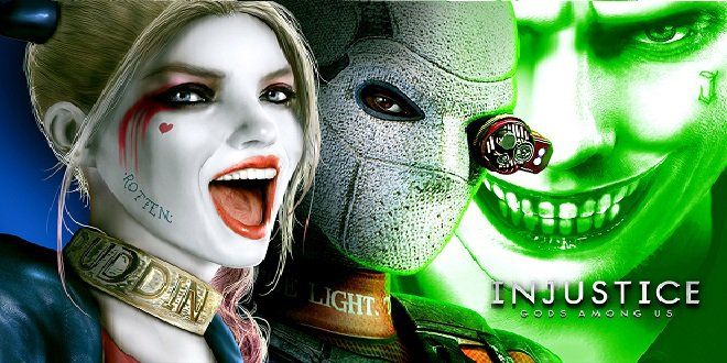 Injustice: Gods Among Us Mobile Gets Suicide Squad Content - http://techraptor.net/content/injustice-gods-among-us-mobile-gets-suicide-squad-content | Gaming, News