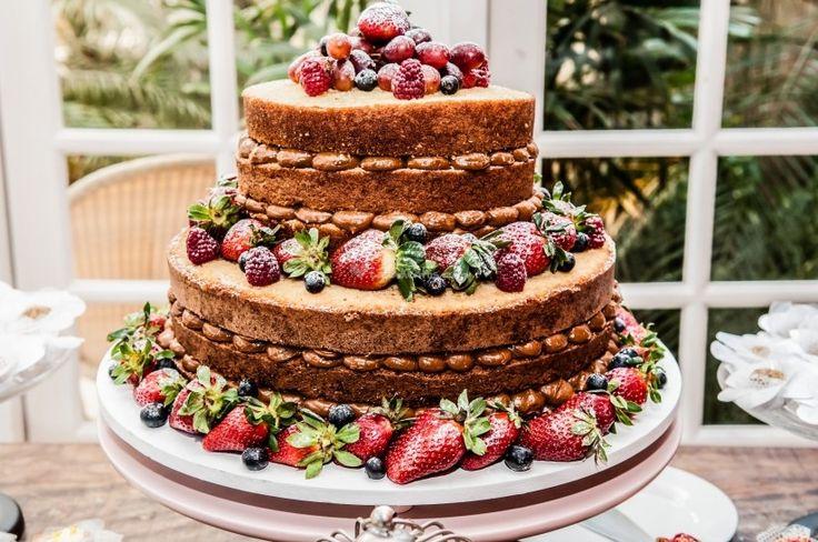 Os 6 sabores mais pedidos para bolos de casamento                                                                                                                                                                                 Mais