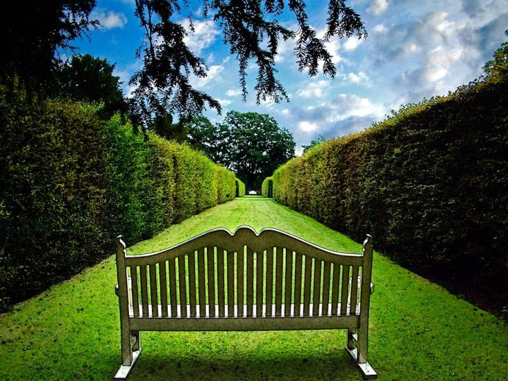 The seat, Hardwick Hall, Chesterfield, Derbyshire - I would love to be sitting here right now!