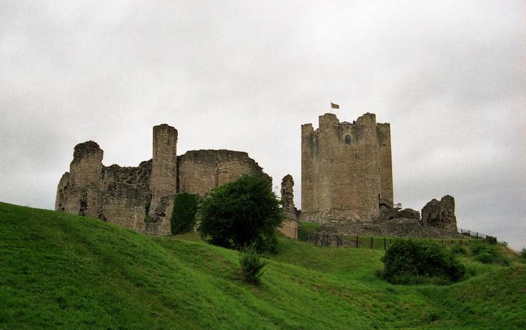 Conisbrough Castle - South Yorkshire England