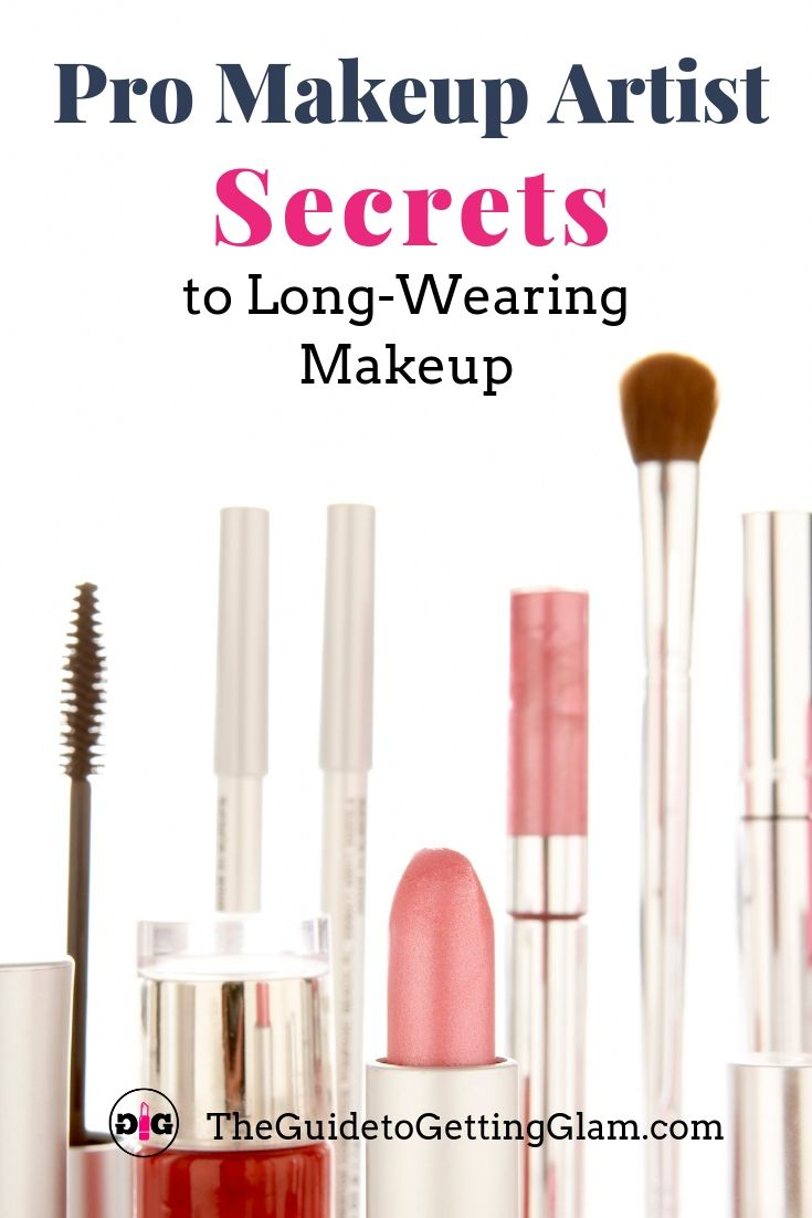Learn how to help your makeup last longer throughout the day with these Pro Makeup Artist secrets to long-wearing makeup.