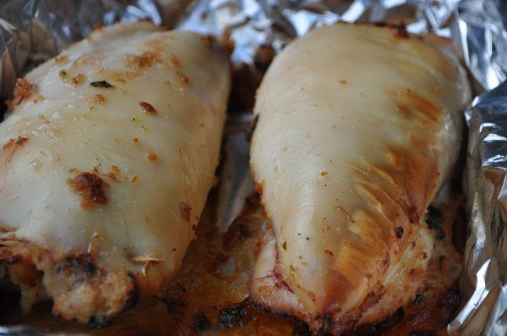 Maltese stuffed squid/calamari (klamari mimlija) - A Maltese Mouthful. (Maltese Food, Maltese Recipes, Maltese Cuisine)