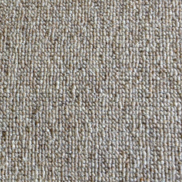 Clarendon Carpets New Sweden Husk 100% Wool Grey Loop Pile Carpet