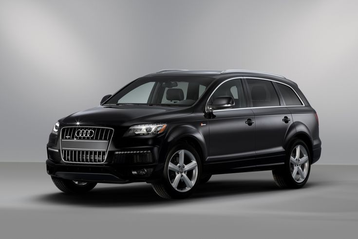 2013 Audi Q7   Their new 3D infotainment system has a Tegra processor and packs in 24 speakers!   This Sound Concepts 24 speakers is full of 1,800watts of power! To get '3D' sound there is an extra B amp in the Apillar