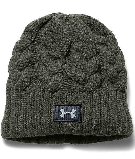 Under Armour® UA Around Town Beanie - Women's Hats | Buckle
