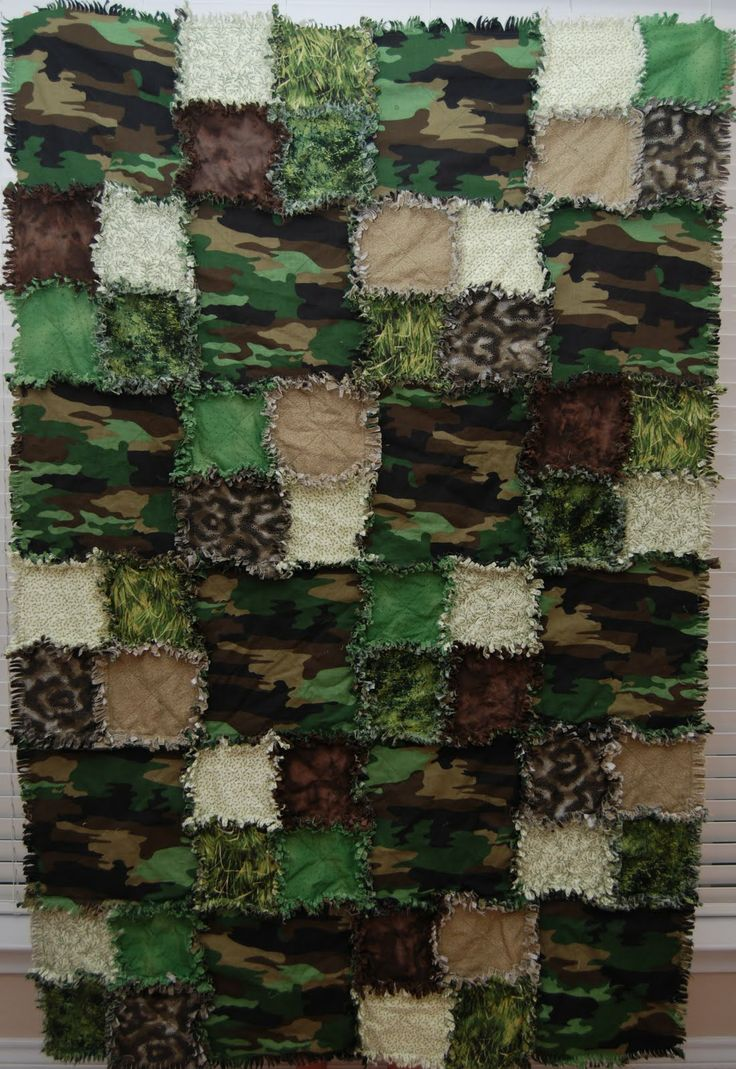 Best 25+ Camo quilt ideas on Pinterest   Girls rag quilt, Real ... : camouflage quilts for sale - Adamdwight.com