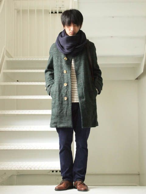 Mori boy blog. Men's fashion take on mori girl