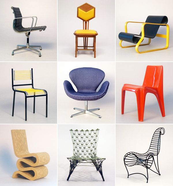 110 best images about miniature chairs on pinterest