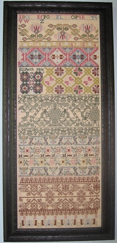 Best samplers images on pinterest embroidery canvas