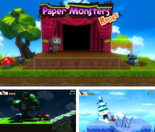 Paper monsters: Recut Hack is a new generation of web based game hack, with it's unlimited you will have premium game resources in no time, try it and get a change to become one of the best Paper monsters: Recut players.   Paper monsters: Recut – guide the hero through dangerous level of the …