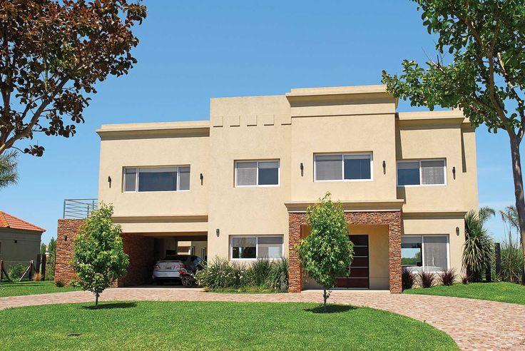 Galeria Fotos - Seratti y Saviotti Arquitectos - Casa estilo Actual Clásico - PortaldeArquitectos.com