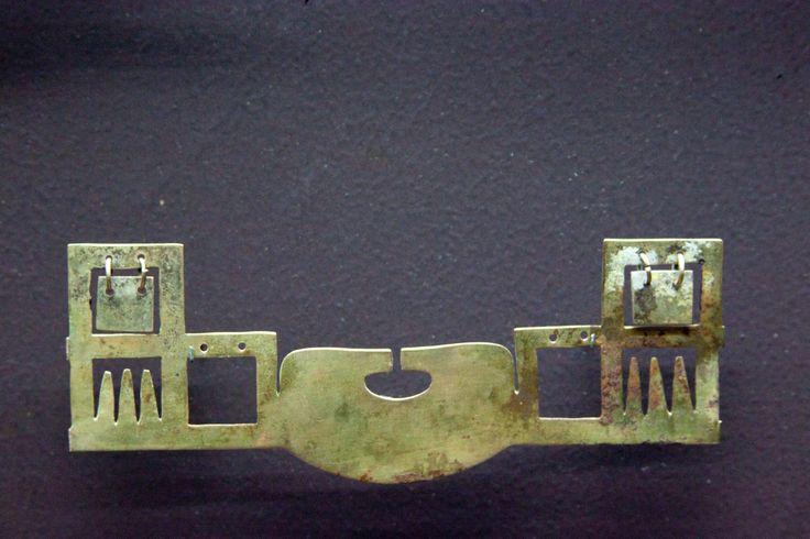 https://flic.kr/p/vuVhRk | Museo del oro de Pasto - Orfebrería 29