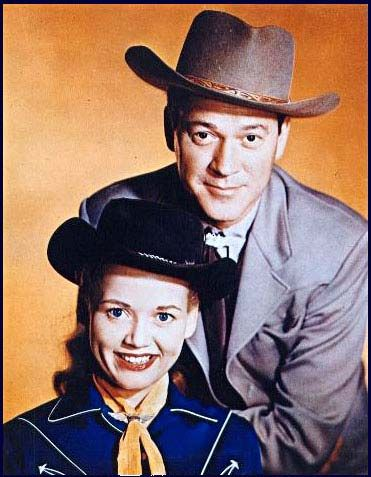 Sky King and Penny...out of the clear blue of the western sky...Saturday at noon! Loved this show