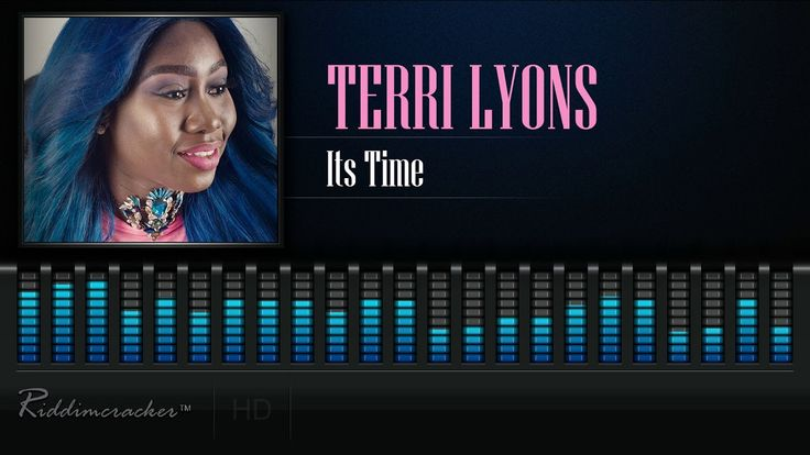 Terri Lyons - Its Time [2018 Soca] [HD]      ● ARTISTE: TERRI LYONS ● COUNTRY: Trinidad & Tobago ● PRODUCER: TitanVCD.Boyaka ● RELEASED: 2018 Additional Production By Dwaingerous -----------------------... https://www.youtube.com/watch?v=YLq69pQv11E