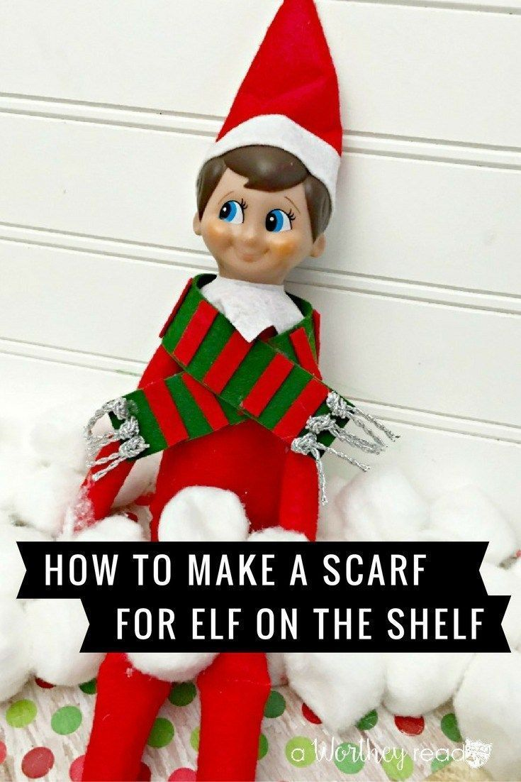1 day ago · For those of you, like me, who have never heard of 'Elf On The Shelf,' it has become a Christmas tradition, where a special little scout is sent to your home from the North Pole to make sure kids are behaving themselves.