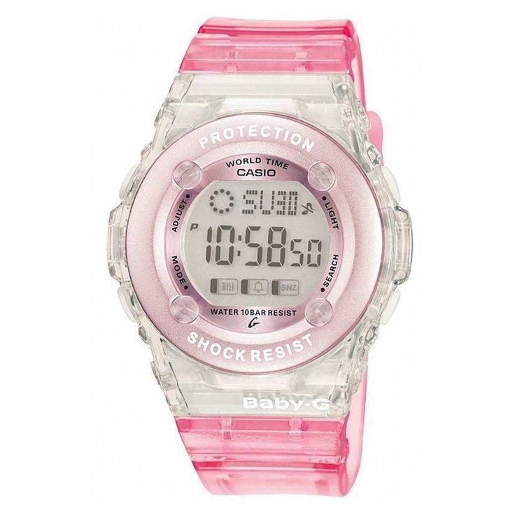 Casio Baby-G Shock Watch BG-1302-4ER - Retro Watches - Collections - Watches | The Jewel Hut