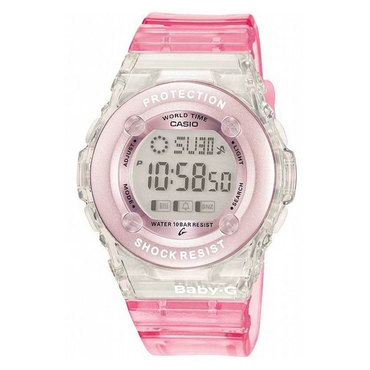 Casio Baby-G Shock Watch BG-1302-4ER - Retro Watches - Collections - Watches | The Jewel Hut