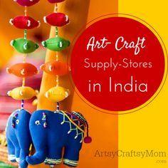 art-craft-supply-stores-india