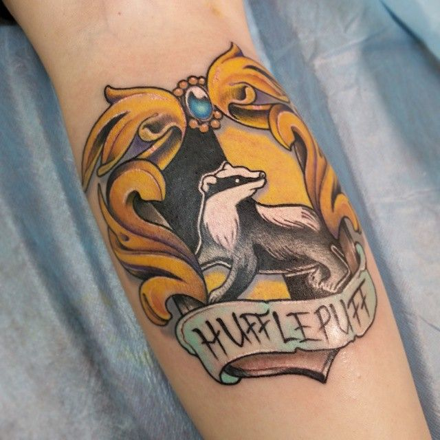 The Magic is Real Thanks to These Harry Potter Tattoos - The ...