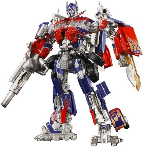 ($429.89) Transformers Takara Tomy RA-24 Buster Optimus Prime Leader   From Transformers