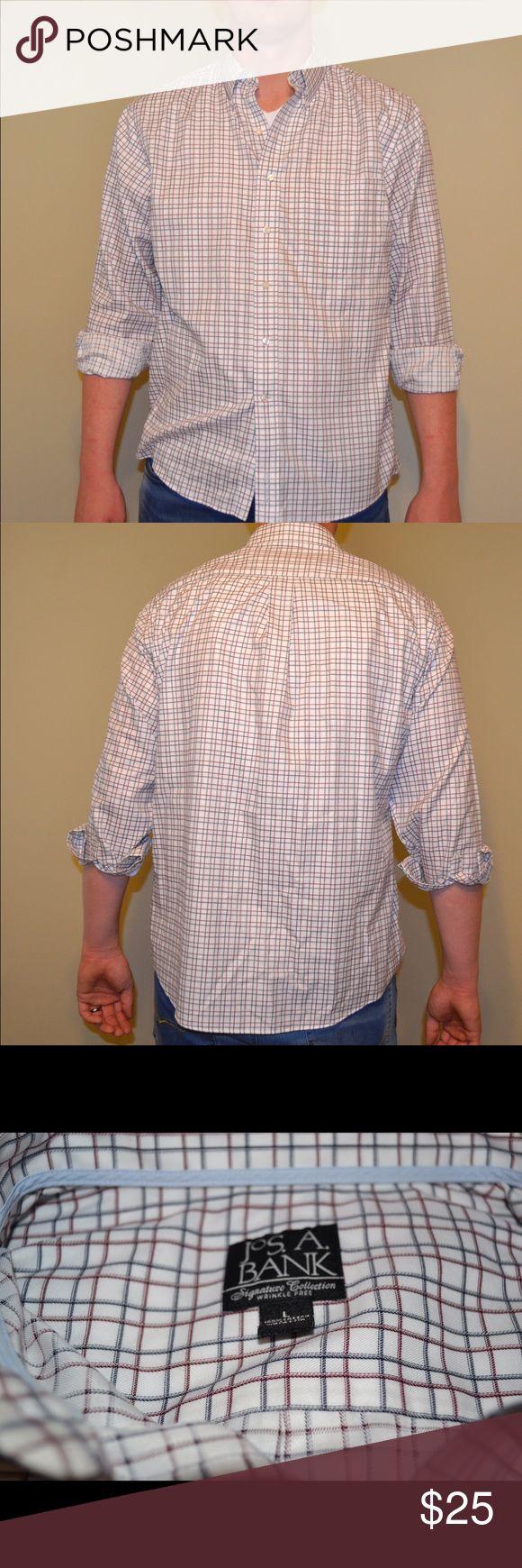 Joseph A. Bank button down Joseph A. Bank mens button down shirt. Great condition. joseph A. Bank Shirts Casual Button Down Shirts
