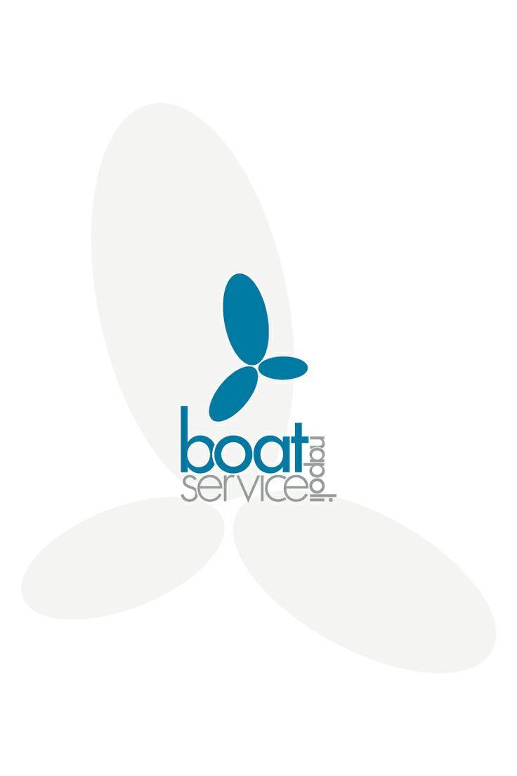 Logotype Boat Service