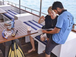8 Days Singles Diving Holiday in Maldives