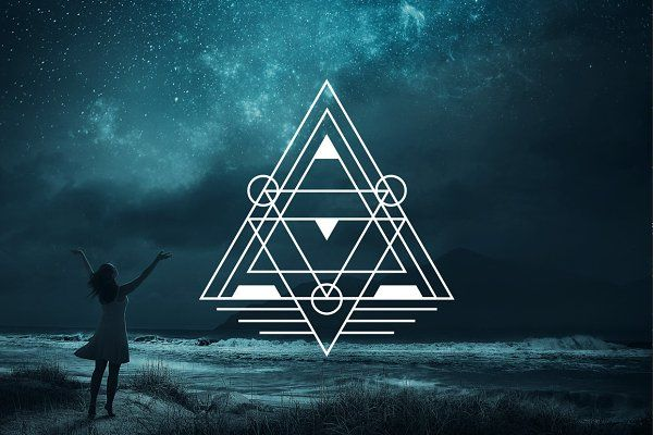 30 Sacred Geometry Vectors - Objects