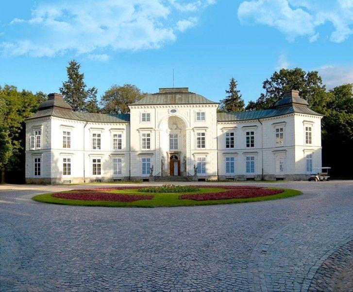 Myślewicki Palace, Warsaw, Poland