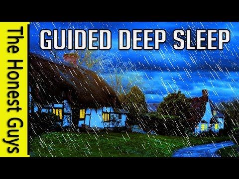 GUIDED SLEEP MEDITATION STORY: The Autumn Cottage (With