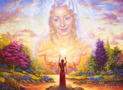 Послание ангелов Дорин Вёрче - Ангельская терапия: Целительные послания для оздоровления всех сфер нашей жизни | Приветствуем ВАС на сайте ГАЛАКТИКА