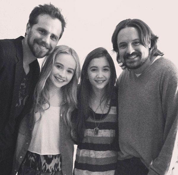 Rider Strong & Will Friedle Visit %u2018Girl Meets World%u2019 During Pilot�Filming