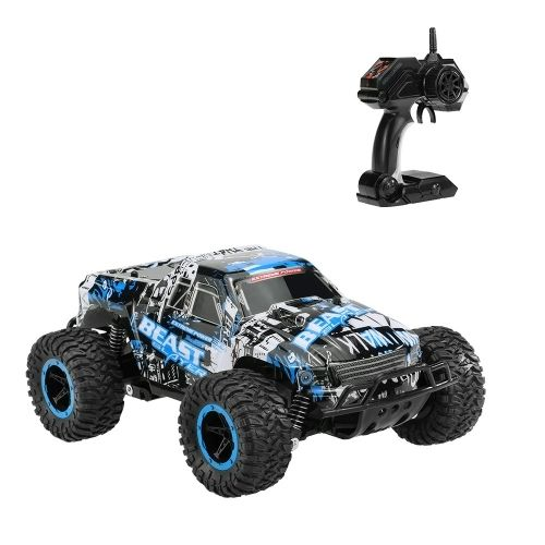29.99$  Watch here  - Original YOU JIE TOYS UJ99-2611B 1/18 2.4G 2CH 2WD Electric Slayer Speed Racing Bigfoot Buggy Radio Control Car
