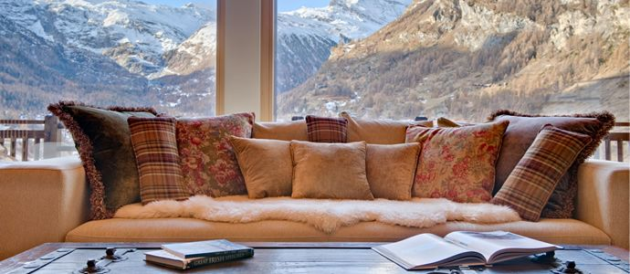 Chalet Grace is built to the highest standard, featuring floor to ceiling windows on all three levels, and a dramatic vaulted interior. Chalet Grace already has a reputation as one of the most luxurious and spectacular chalets in Zermatt. - See more at:http://ikh.villas