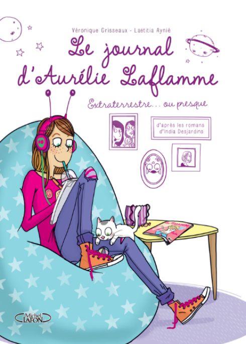 BD Aurélie Laflamme